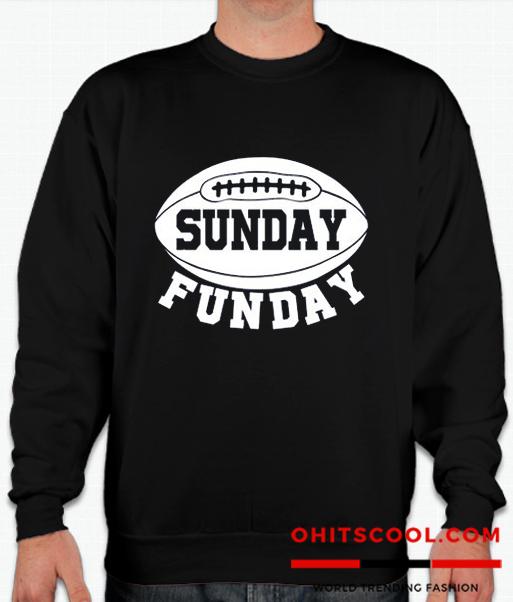 super bowl Runway Trend Swatshirt