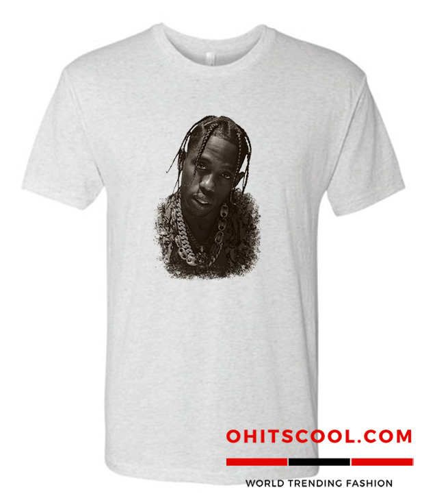 Travis Scott Runway Trend T-shirt