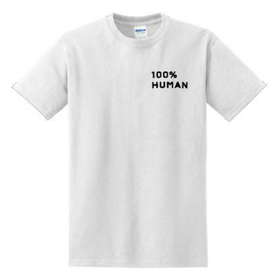 100% Human NL T-SHIRT