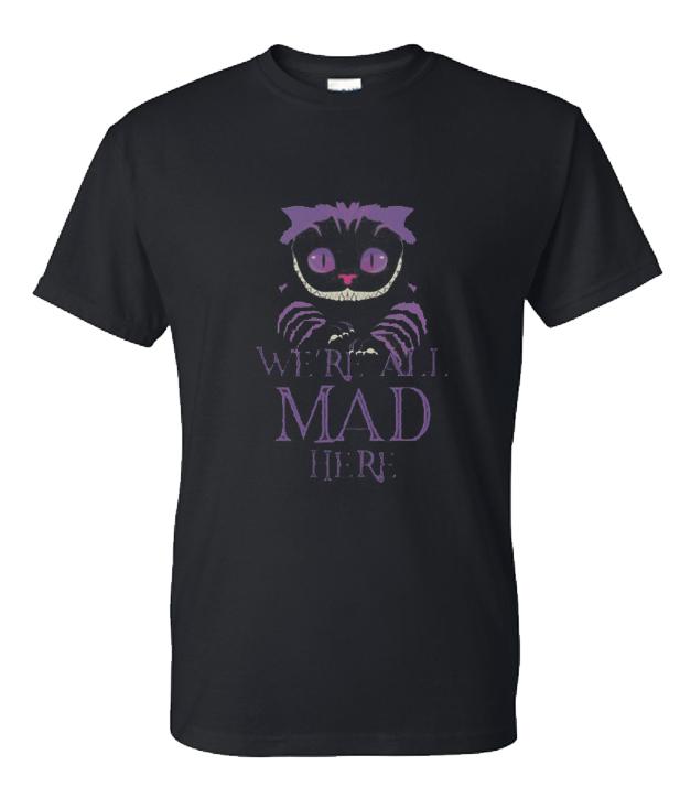 Cheshire Cat NL T-Shirt