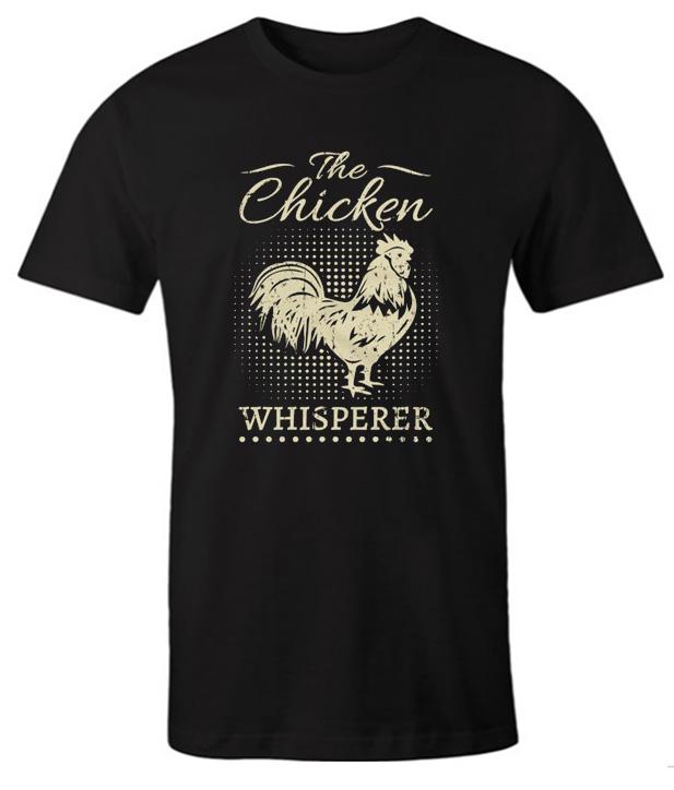 Chicken Whisperer NL T-shirt