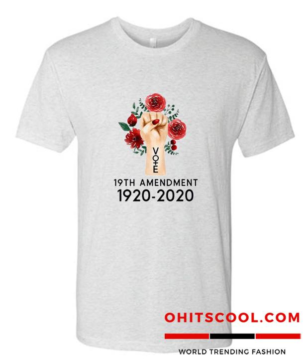 Womens Vote Shirt